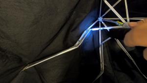BONDICの紫外線を照射