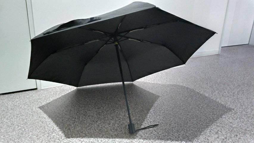 セブンイレブン自動開閉折り畳み傘
