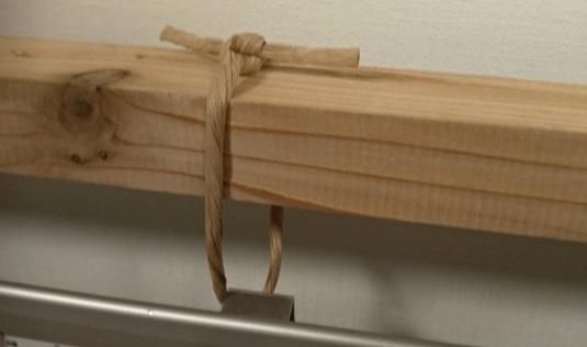 ホワイトボードを手軽に移動させたくてキャスター付き木製フレームを製作
